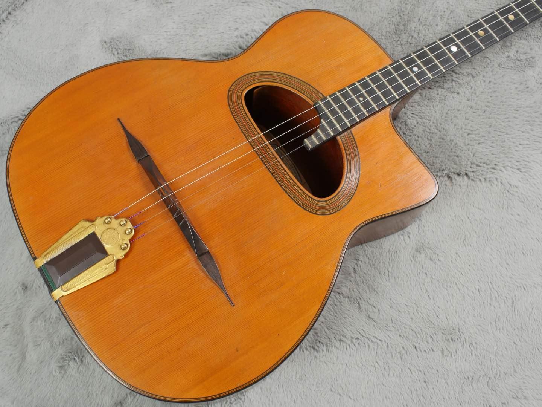 1932 Selmer Maccaferri Tenor Guitar + OHSC