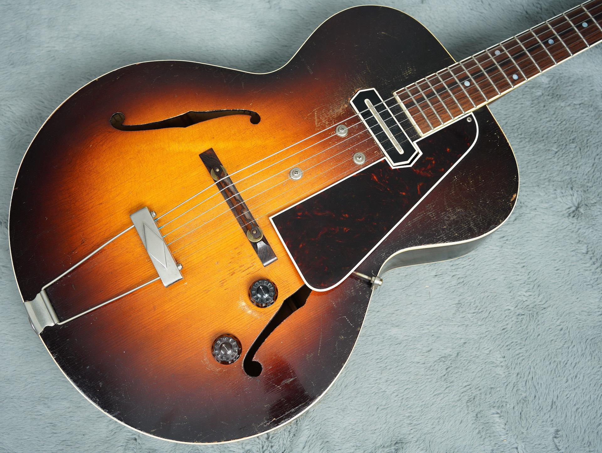 1938 Gibson ES-150 CC + OHSC