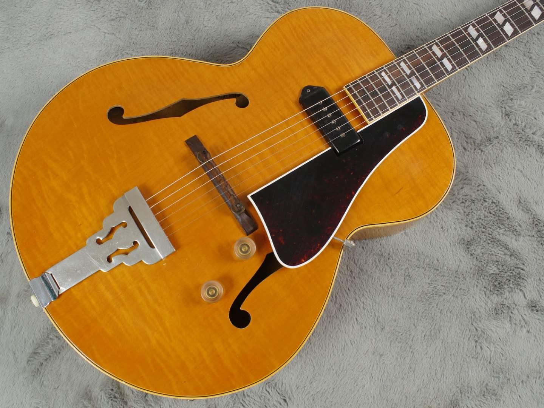1948 Flame top Gibson ES-300N + OHSC
