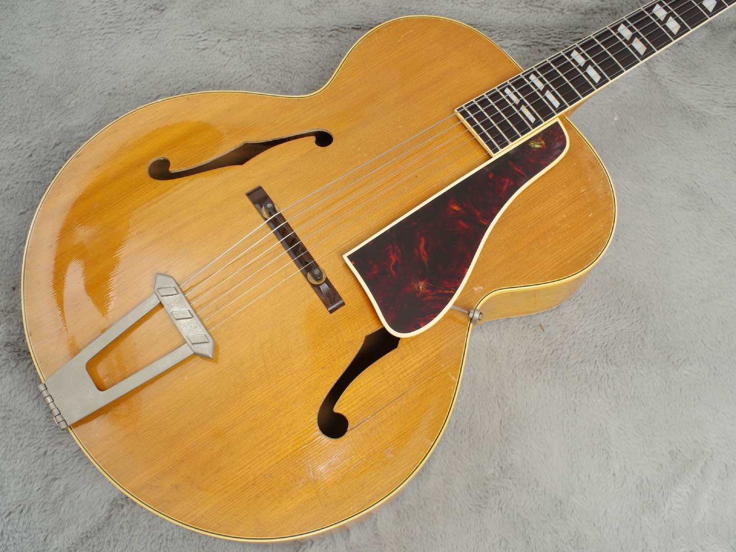 1948 Gibson L7 Blonde