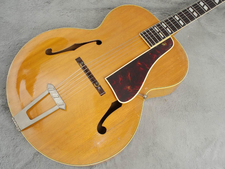 1948 Gibson L7 Blonde