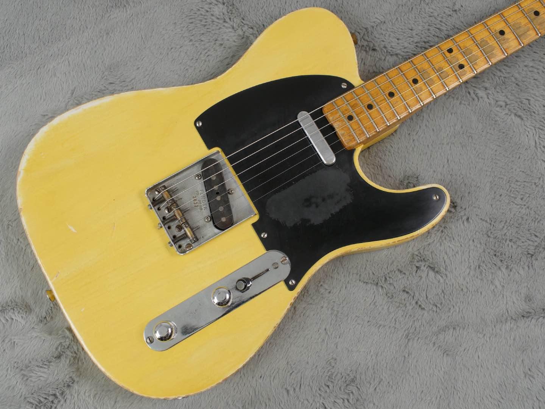 1952 Fender Telecaster + HSC
