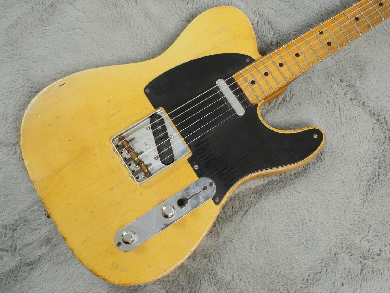 1952 Fender Telecaster + OSSC