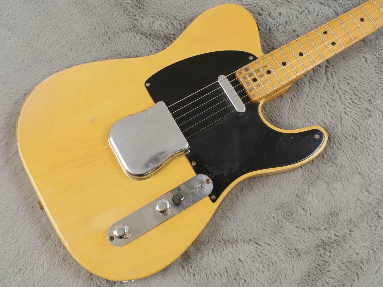 1952 Fender Telecaster - Lenny Kravitz Collection + OHSC