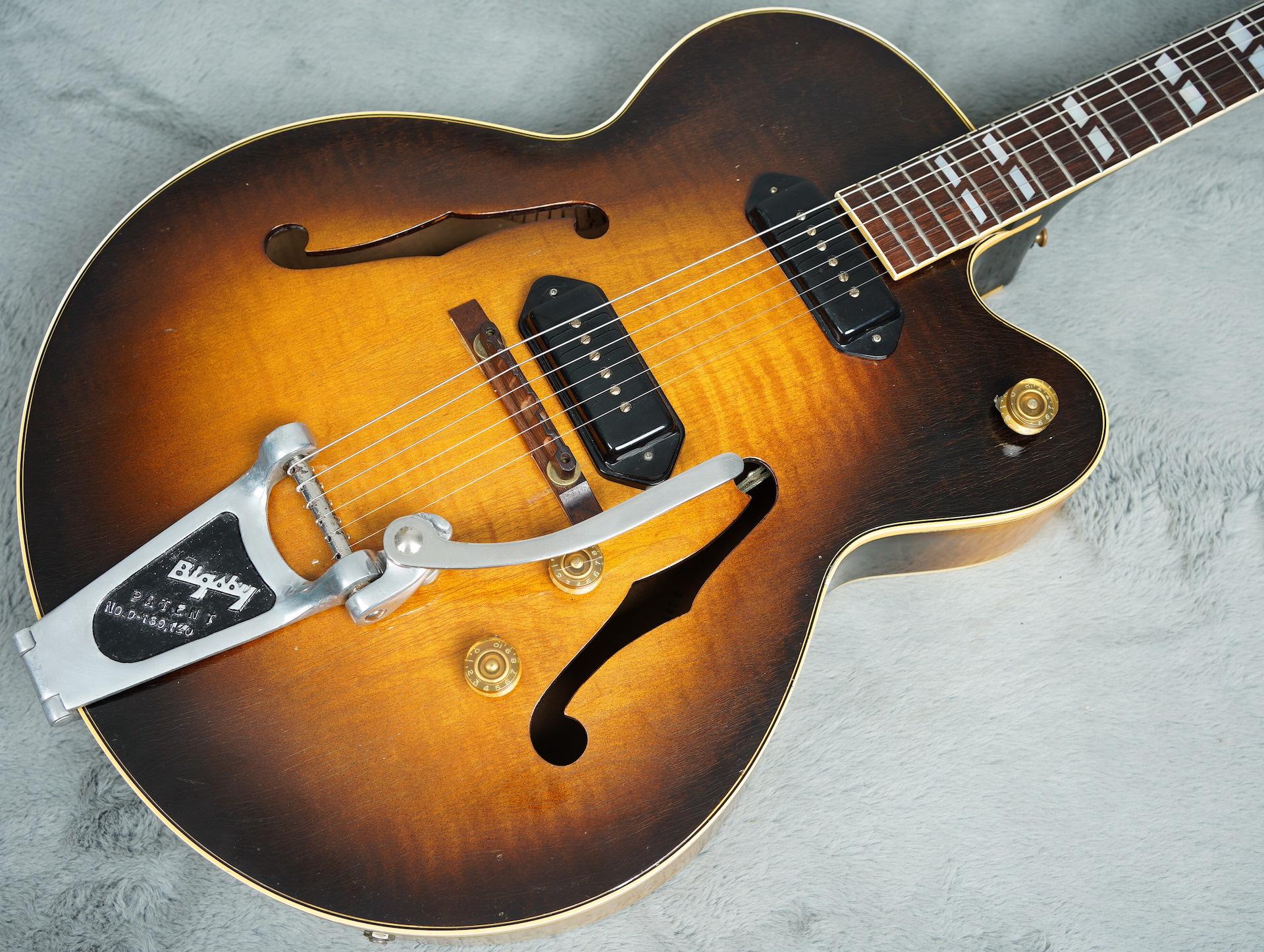 1952 Gibson ES-350 D + OHSC