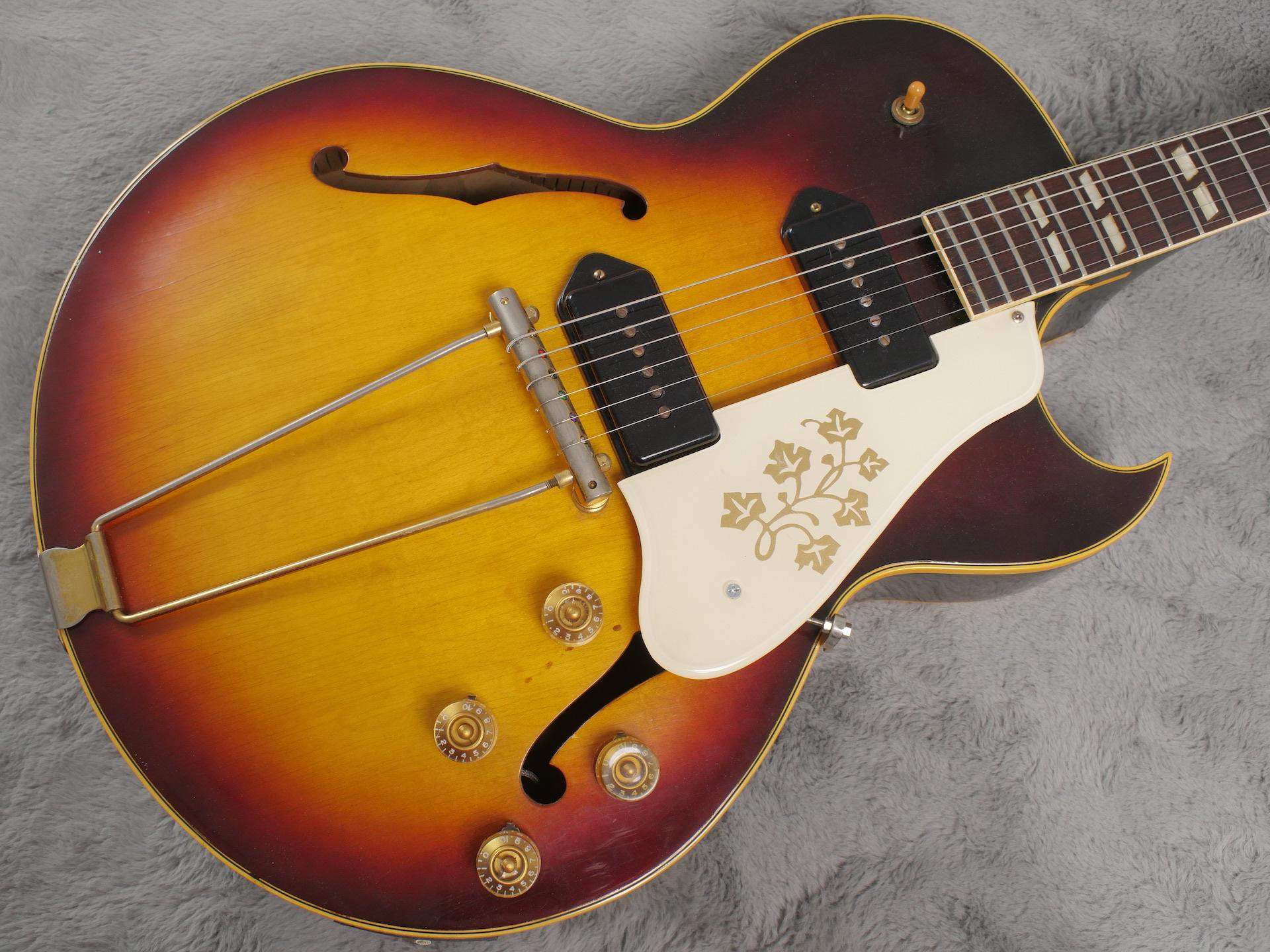 1954 Gibson ES-295 TD + OHSC