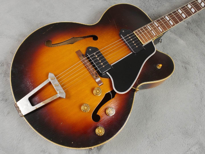 1954 Gibson ES-350 + HSC