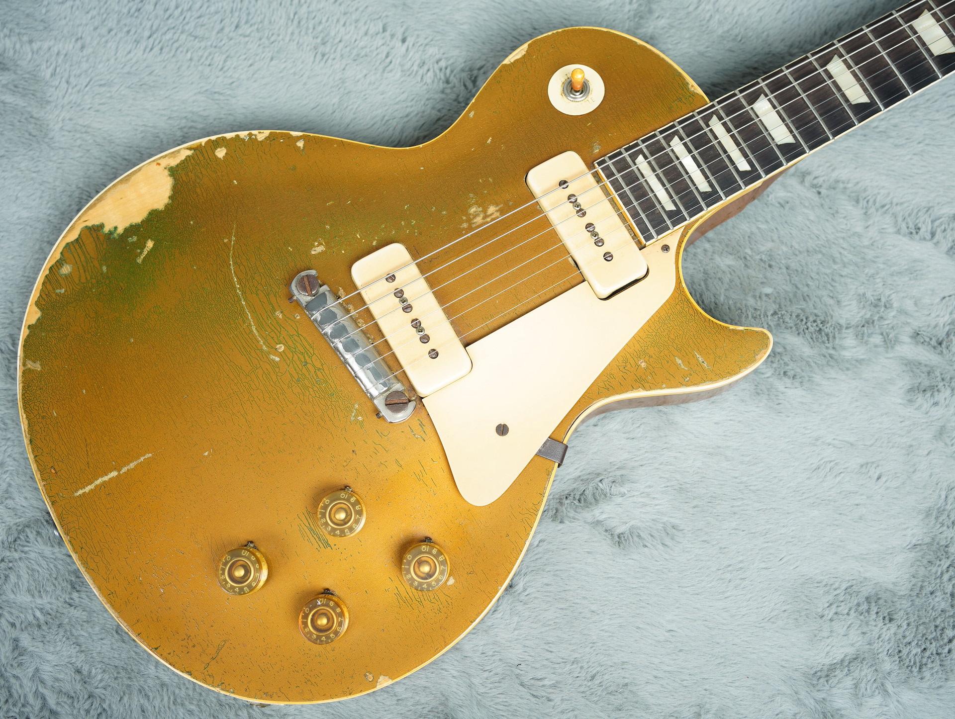 1953 Gibson Les Paul Goldtop + OHSC