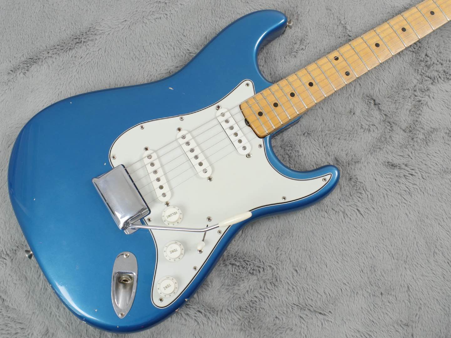 1954 Fender Stratocaster Lake Placid Blue + HSC