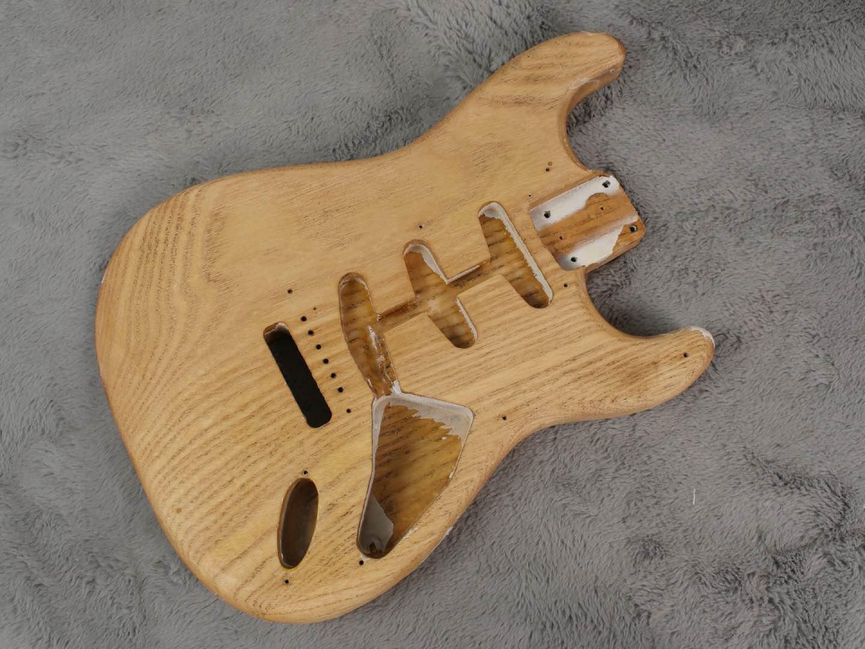 1955 Fender Stratocaster Stunning Ash Body