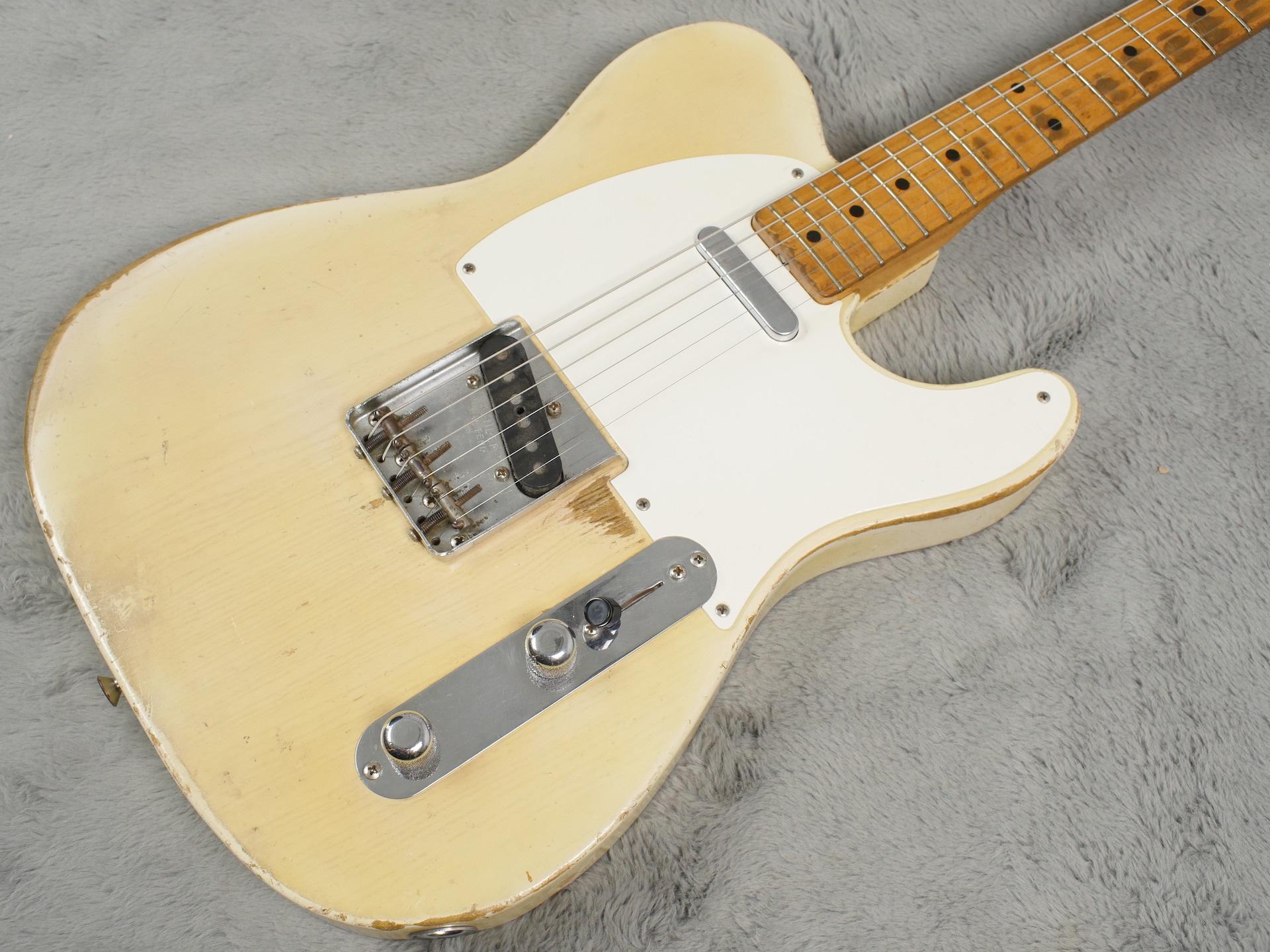 1955 Fender Telecaster + OHSC