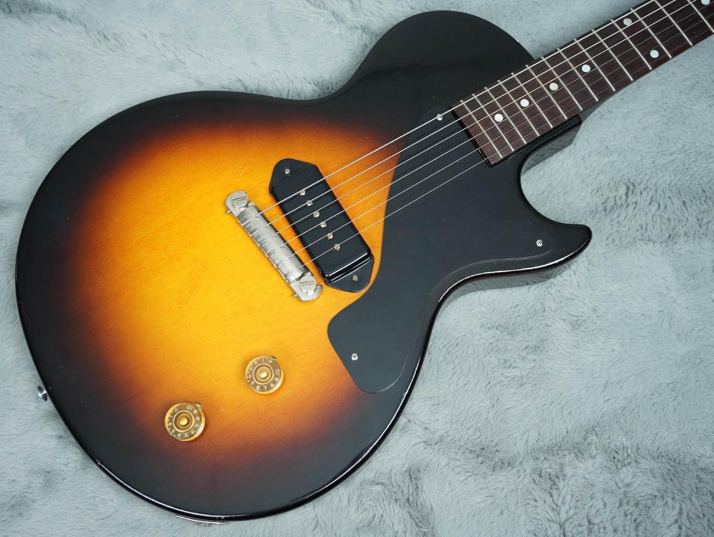 1955 Gibson Les Paul Junior + OHSC - Near MINT