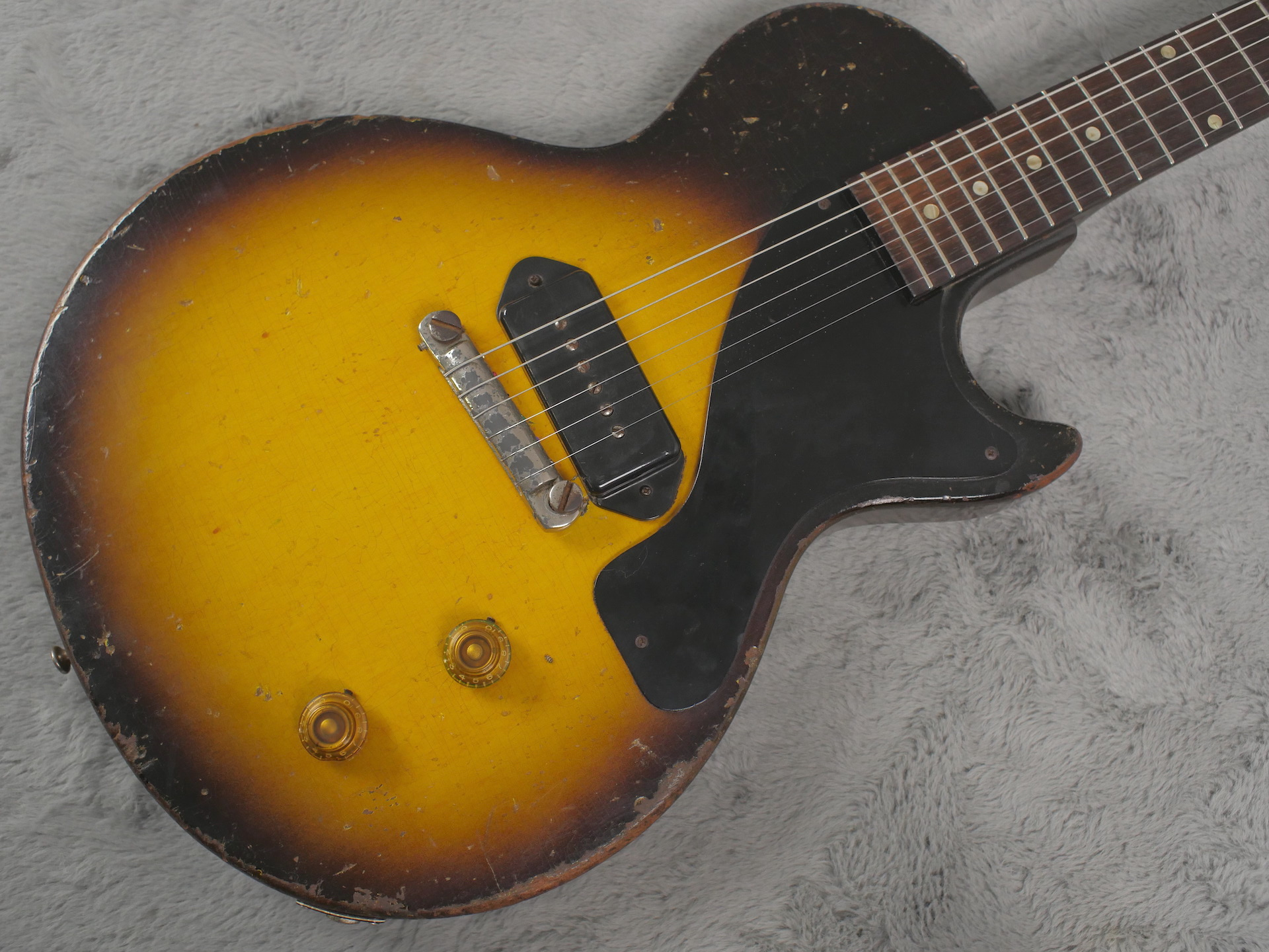 1955 Gibson Les Paul Junior + HSC