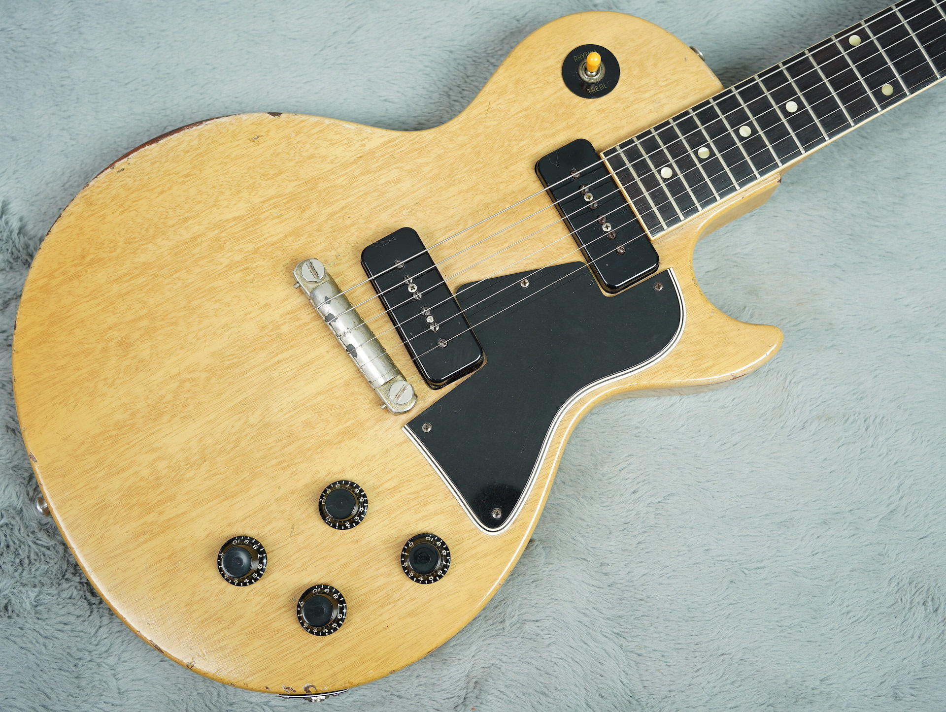 1955 Gibson Les Paul Special TV Yellow + HSC
