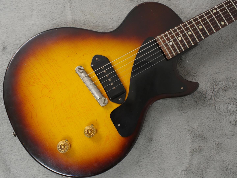 1955 Gibson Les Paul Junior + OSSC