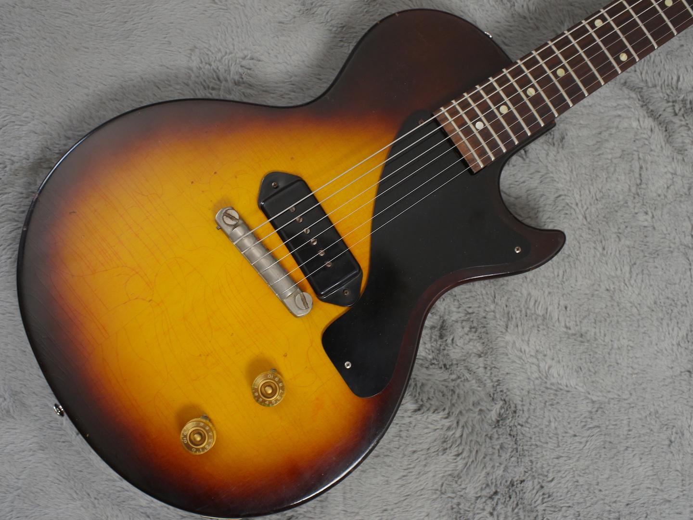 1955 Gibson Les Paul Junior + OSSC Nr. MINT