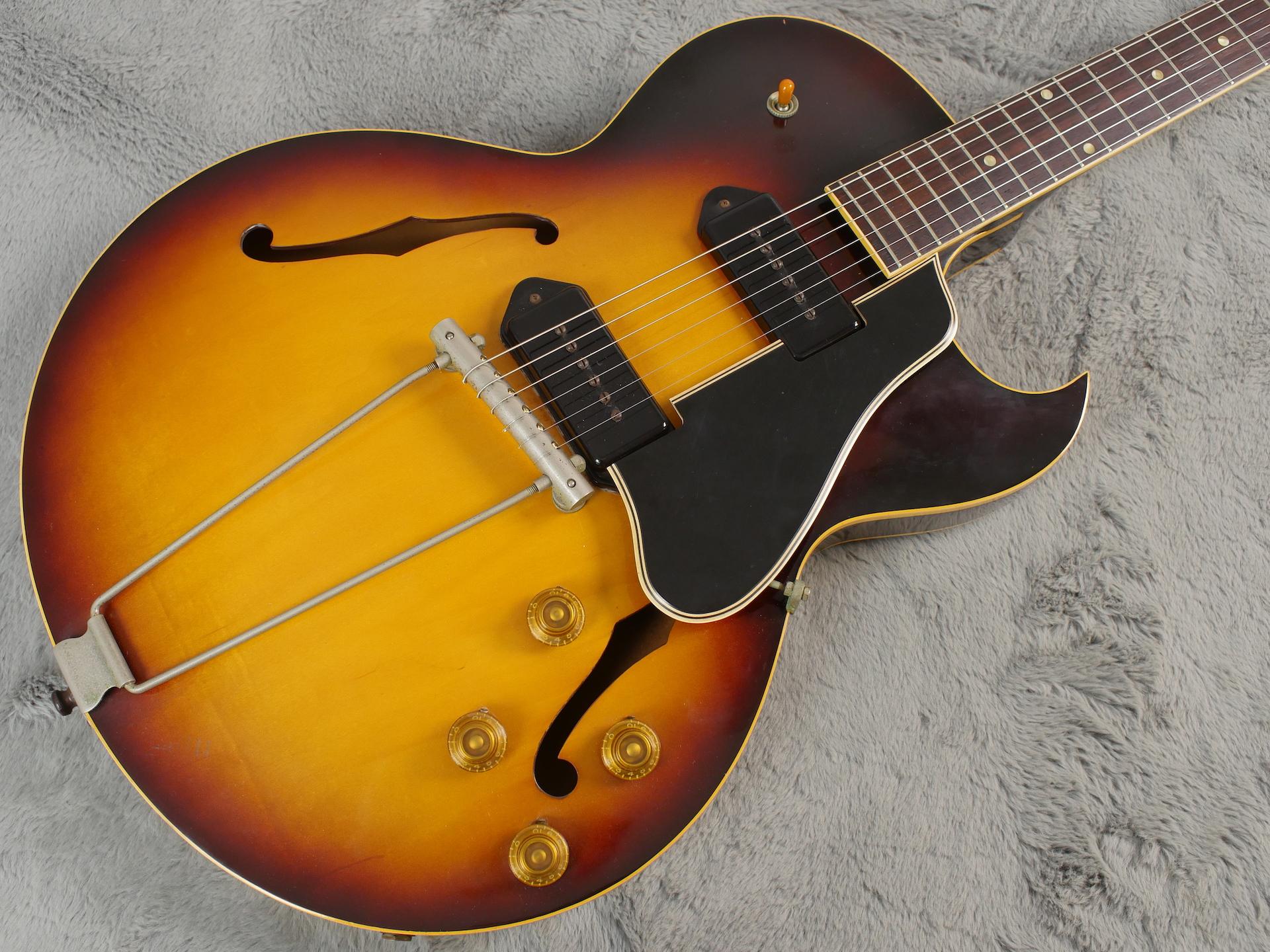 1956 Gibson ES-225 TD + HSC