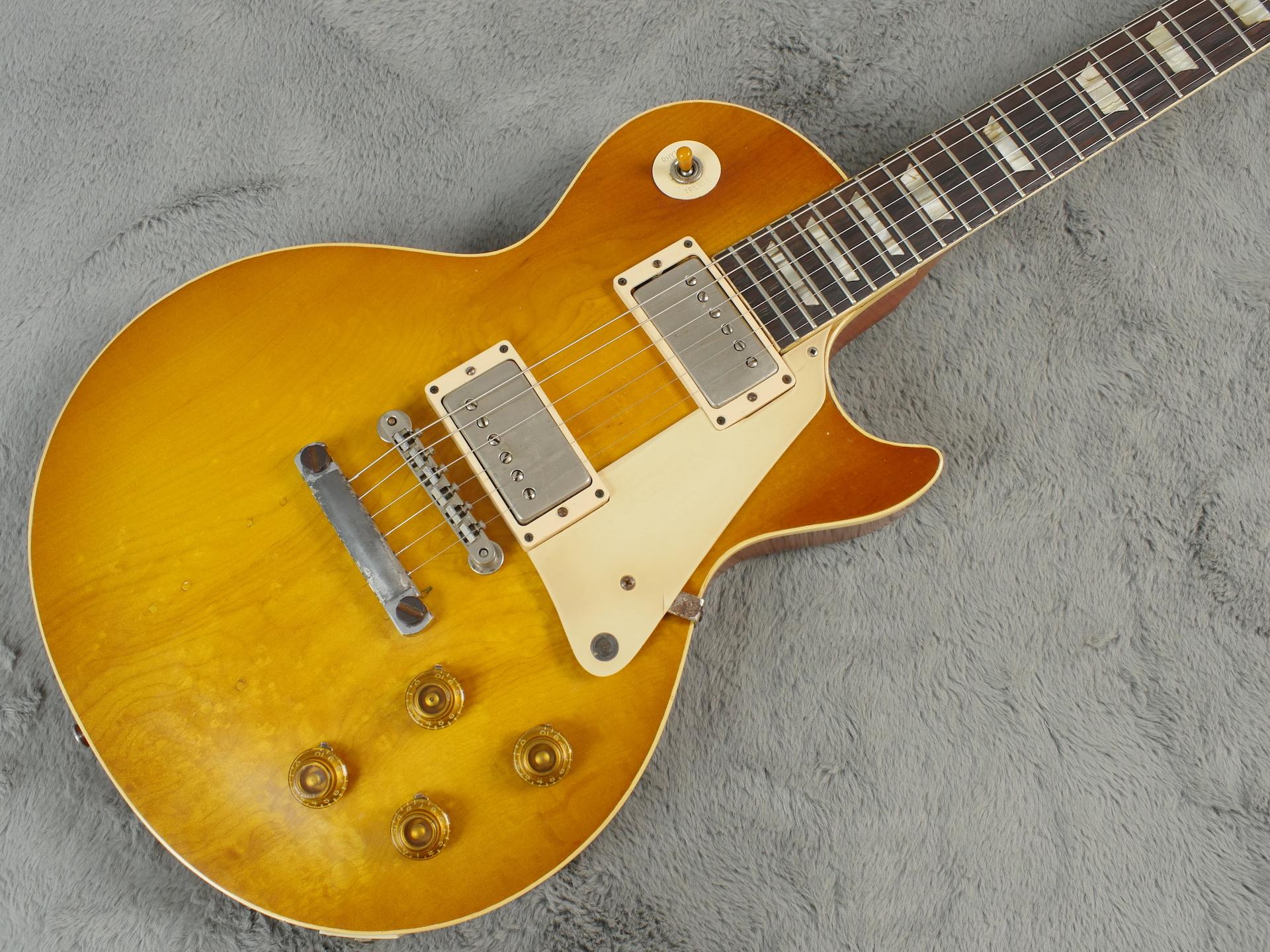 1956 - 59 Gibson Les Paul Conversion + HSC