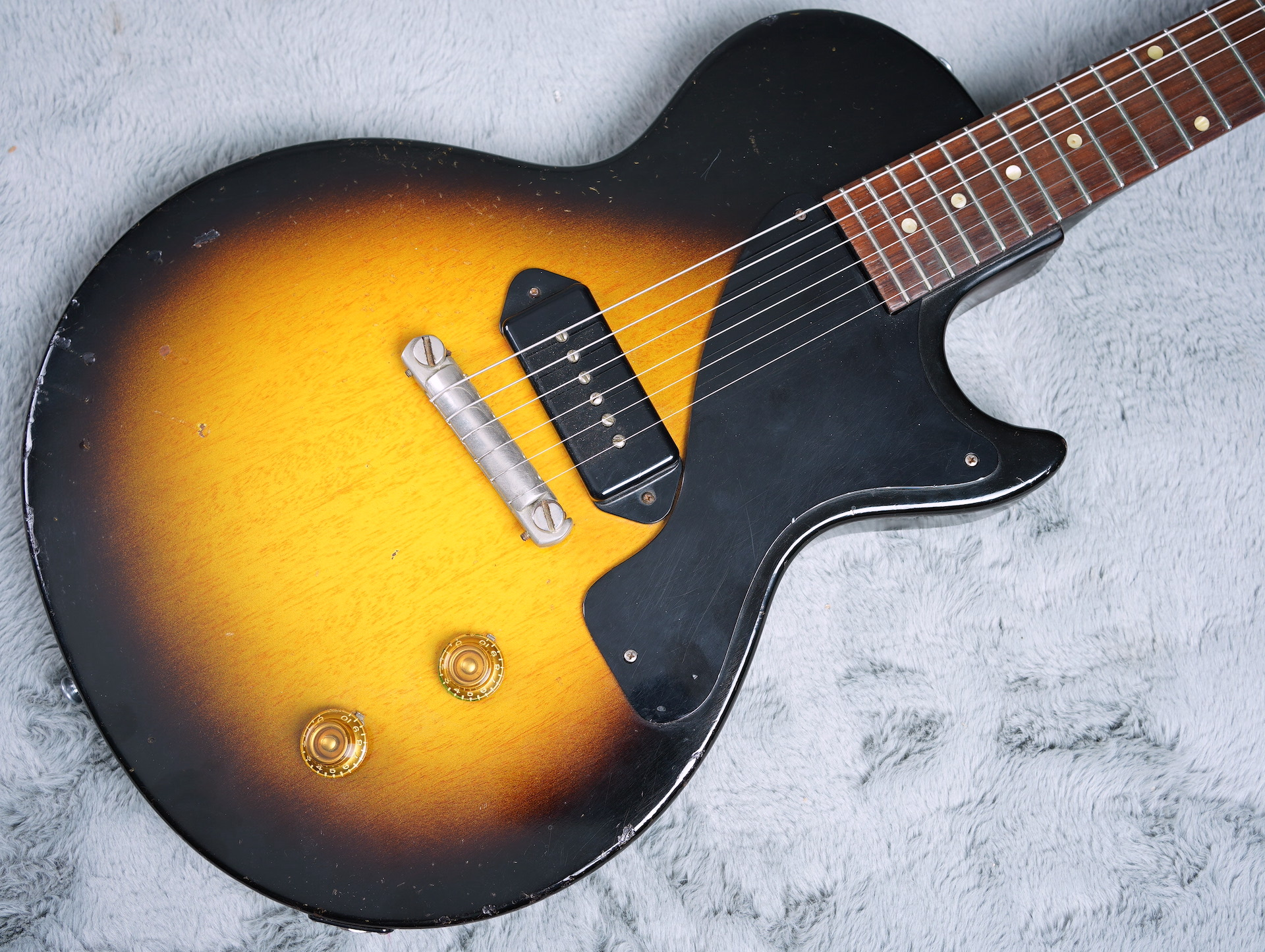 1956 Gibson Les Paul Junior + OHSC