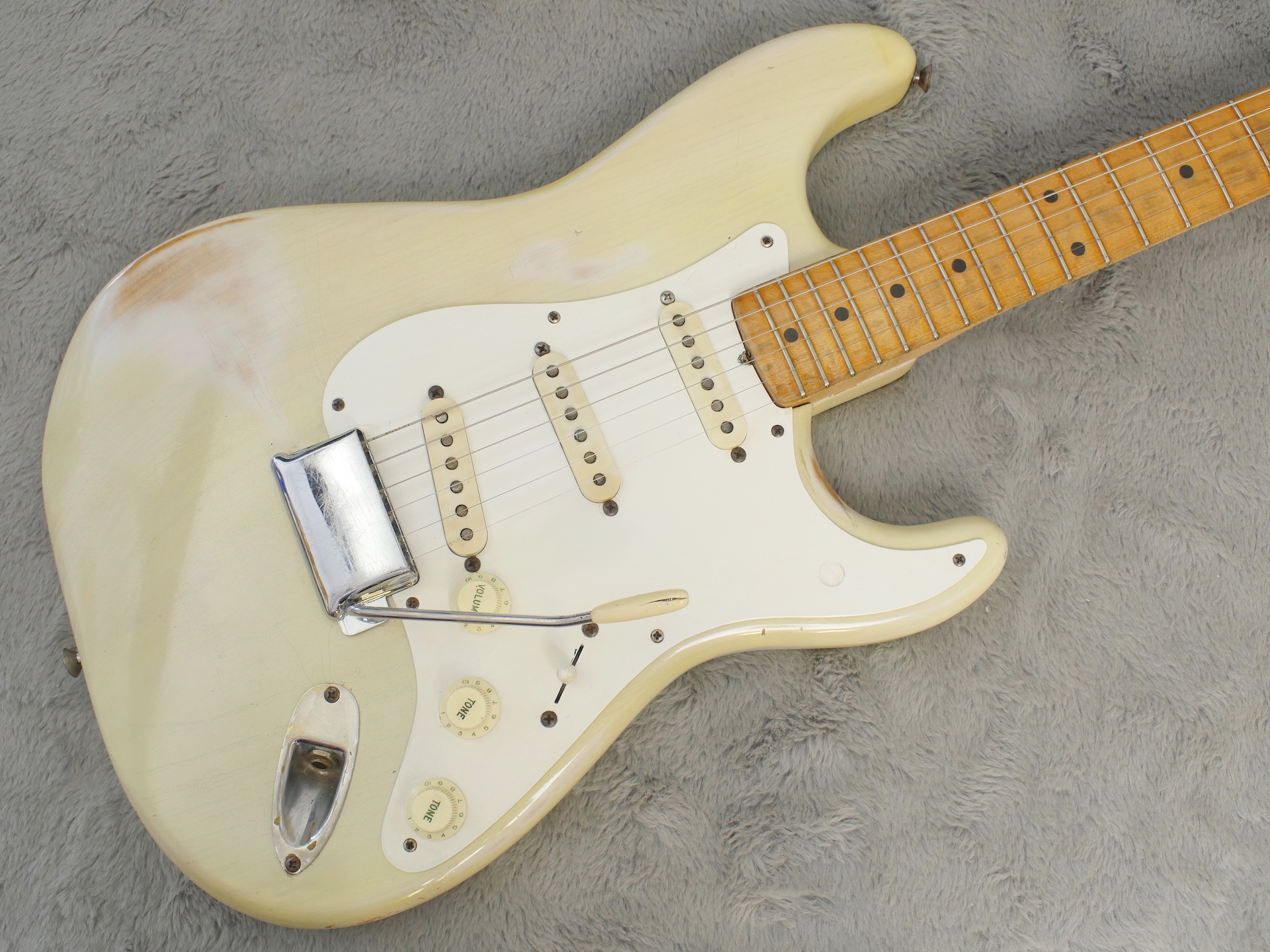 1957 Fender 'Mary Kaye' Stratocaster Refin + OHSC