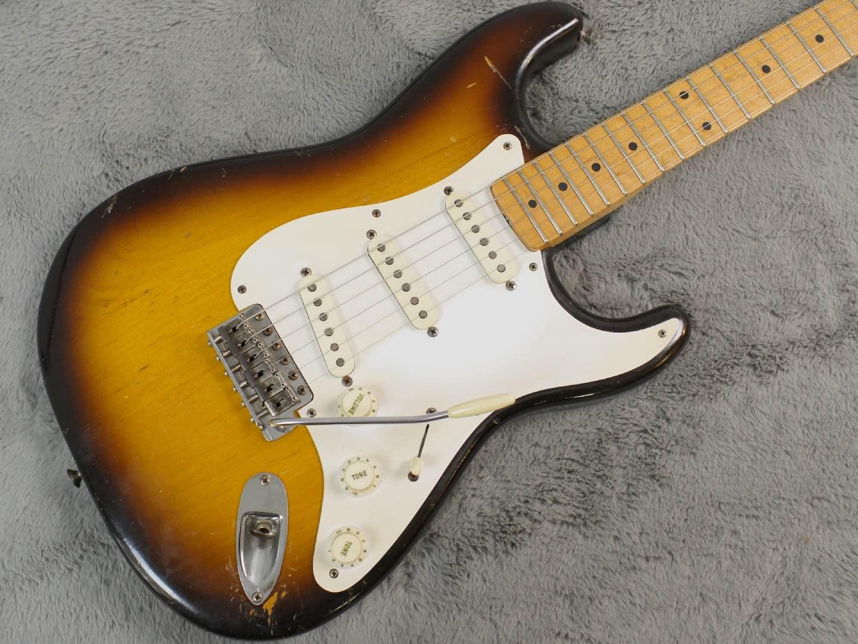 1957 Fender Stratocaster + OHSC