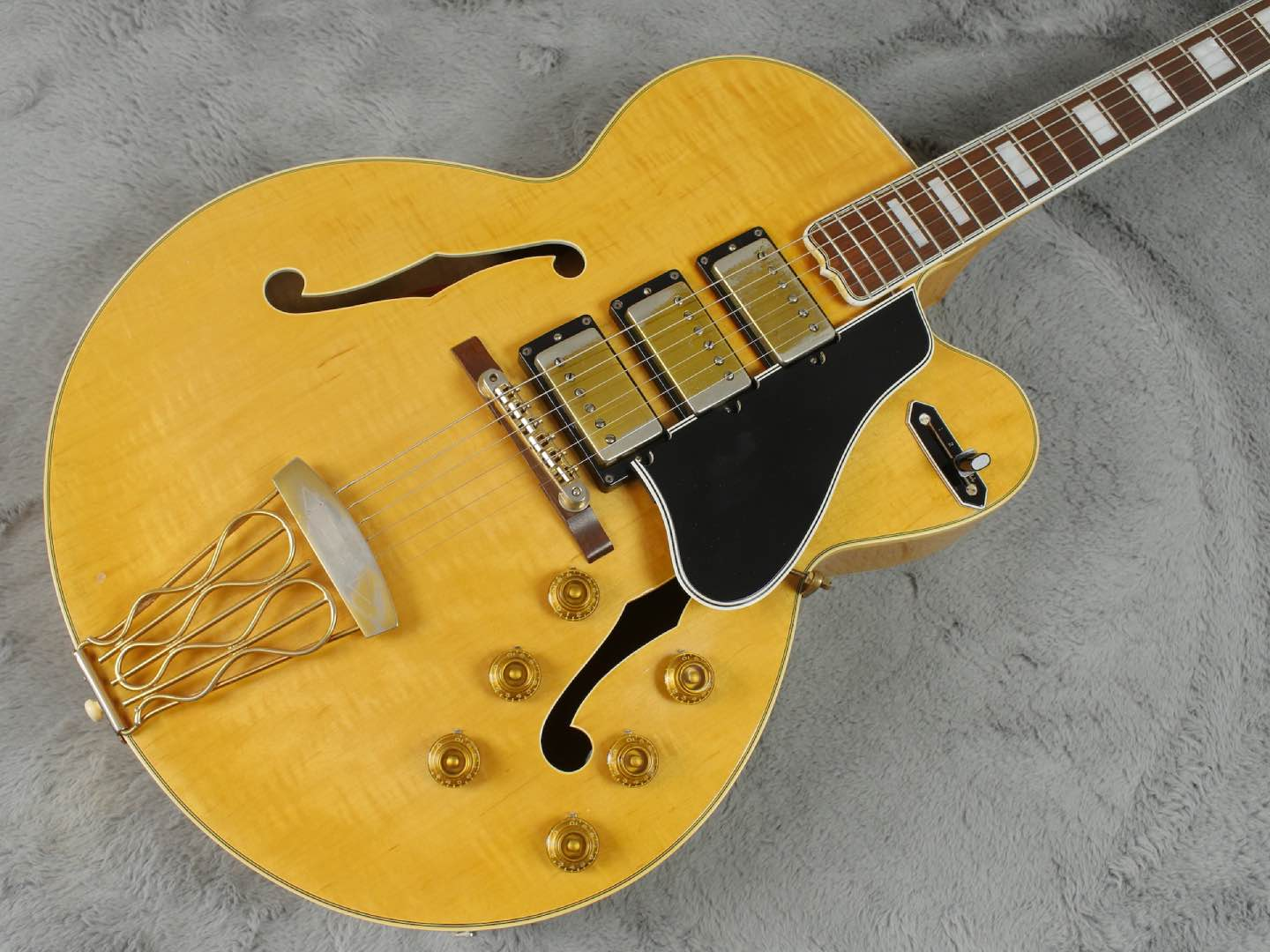 1957 Gibson ES-5N PAF Switchmaster + HSC