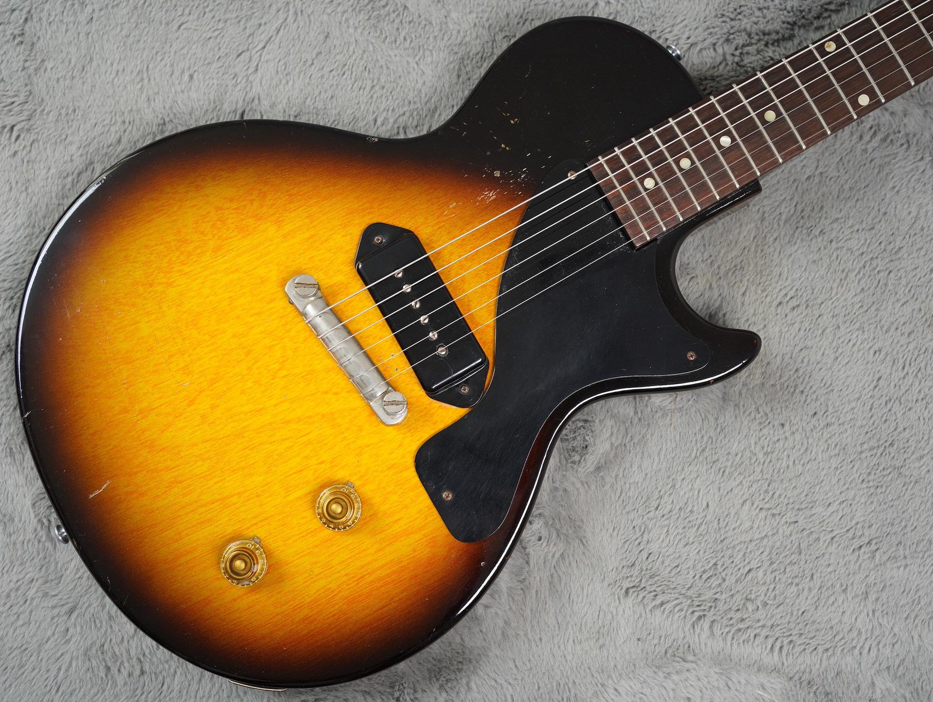 1957 Gibson Les Paul Junior + OHSC