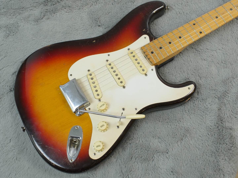 1958 Fender Stratocaster + OHSC