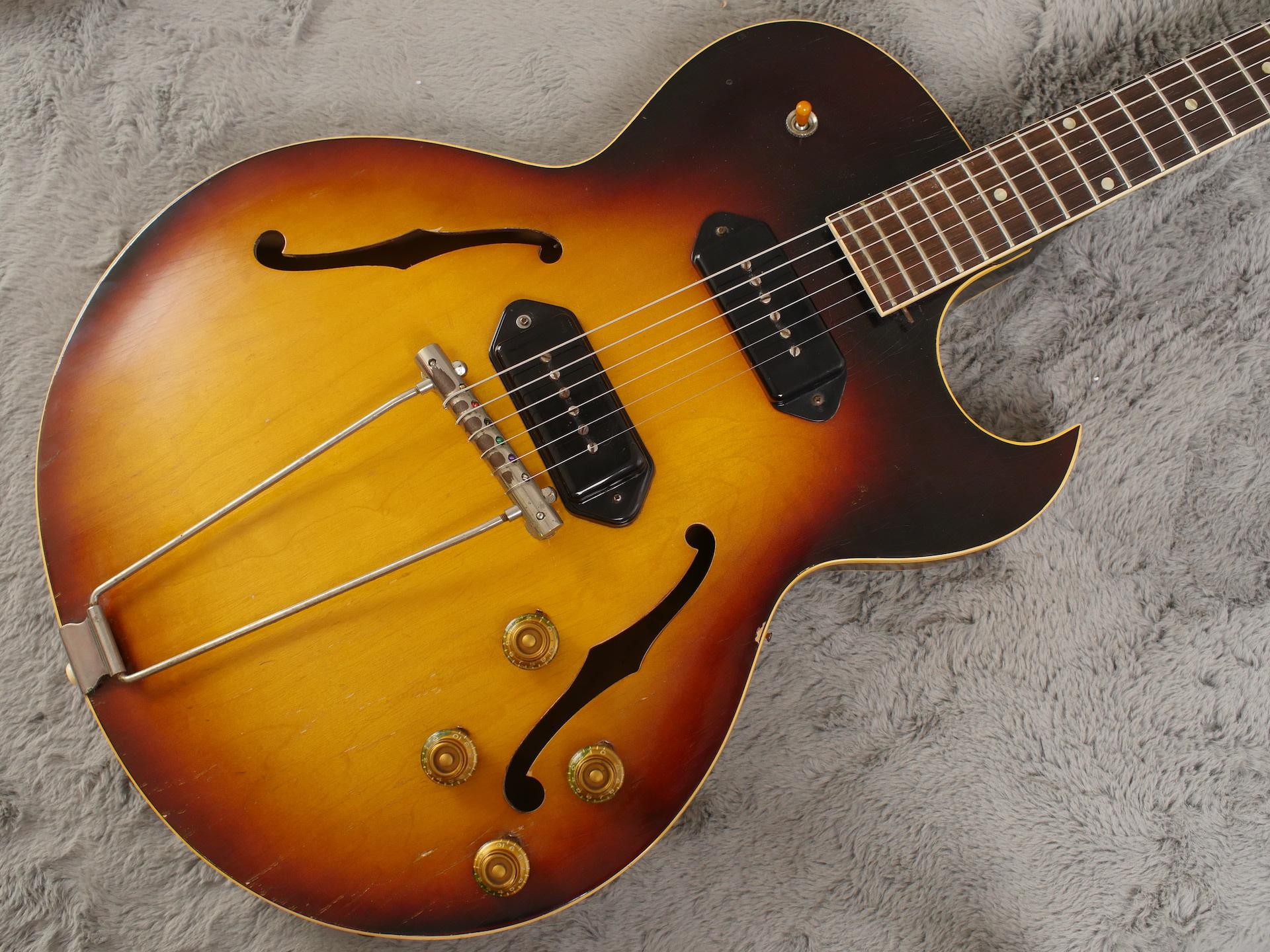 1958 Gibson ES-225TD + HSC