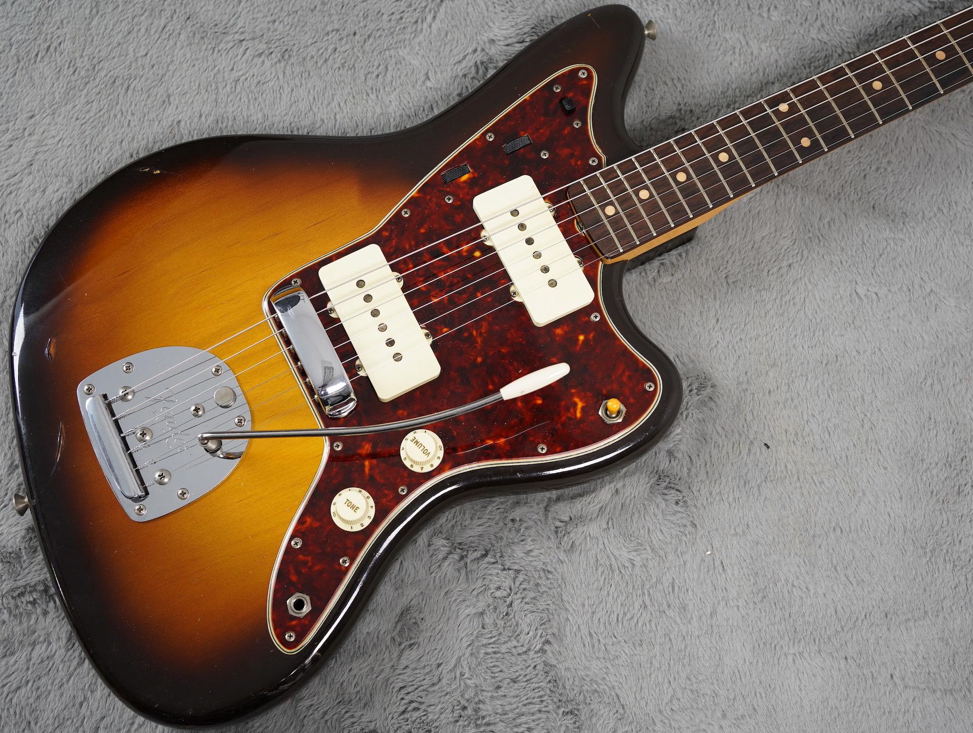1959 Fender Jazzmaster + OHSC + Case Candy!