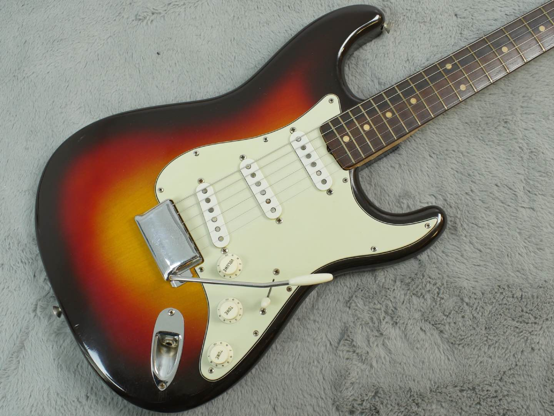 1959/60 Fender Stratocaster + OHSC MINT