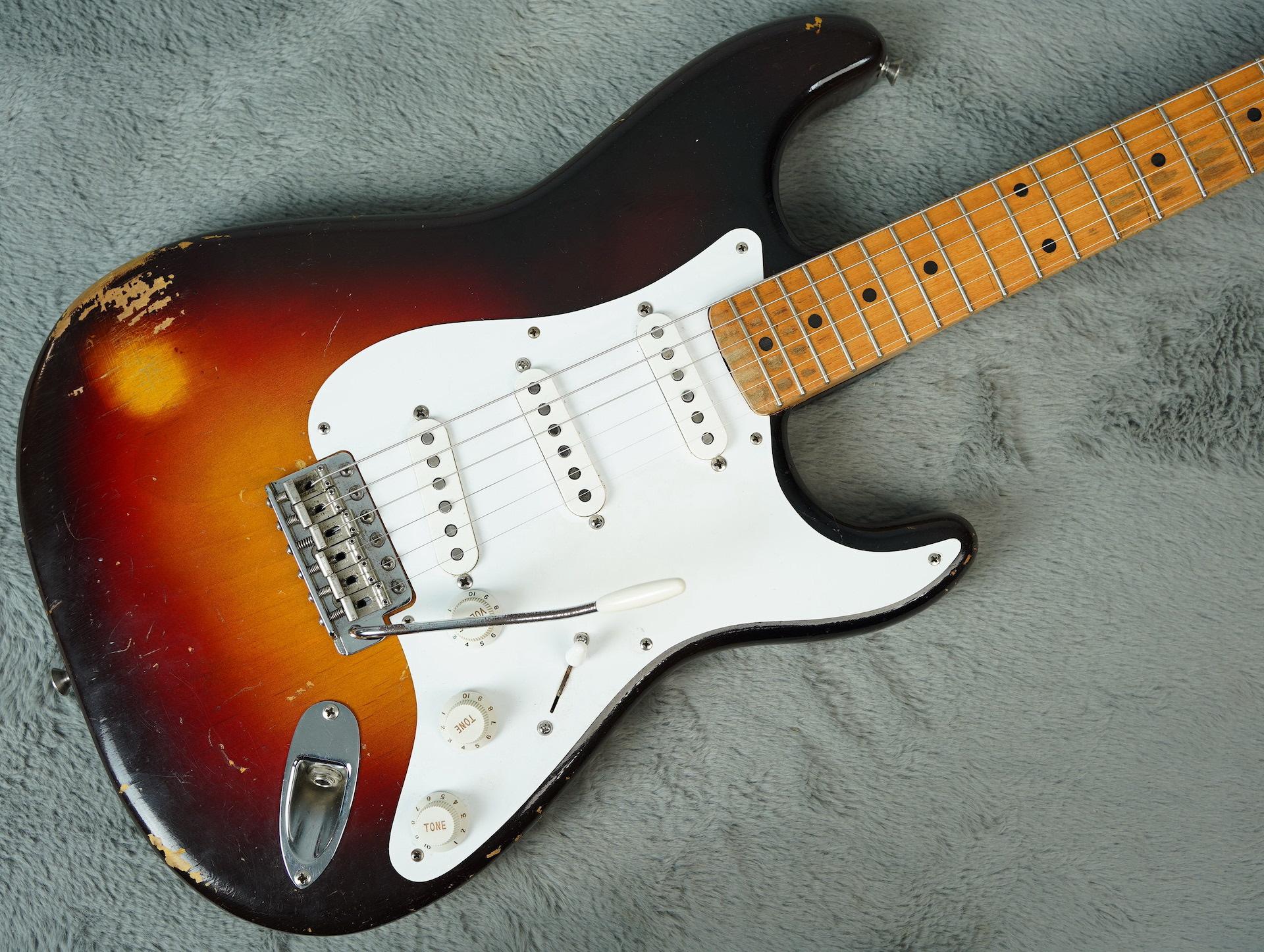 1959 Fender Stratocaster + Tweed OHSC