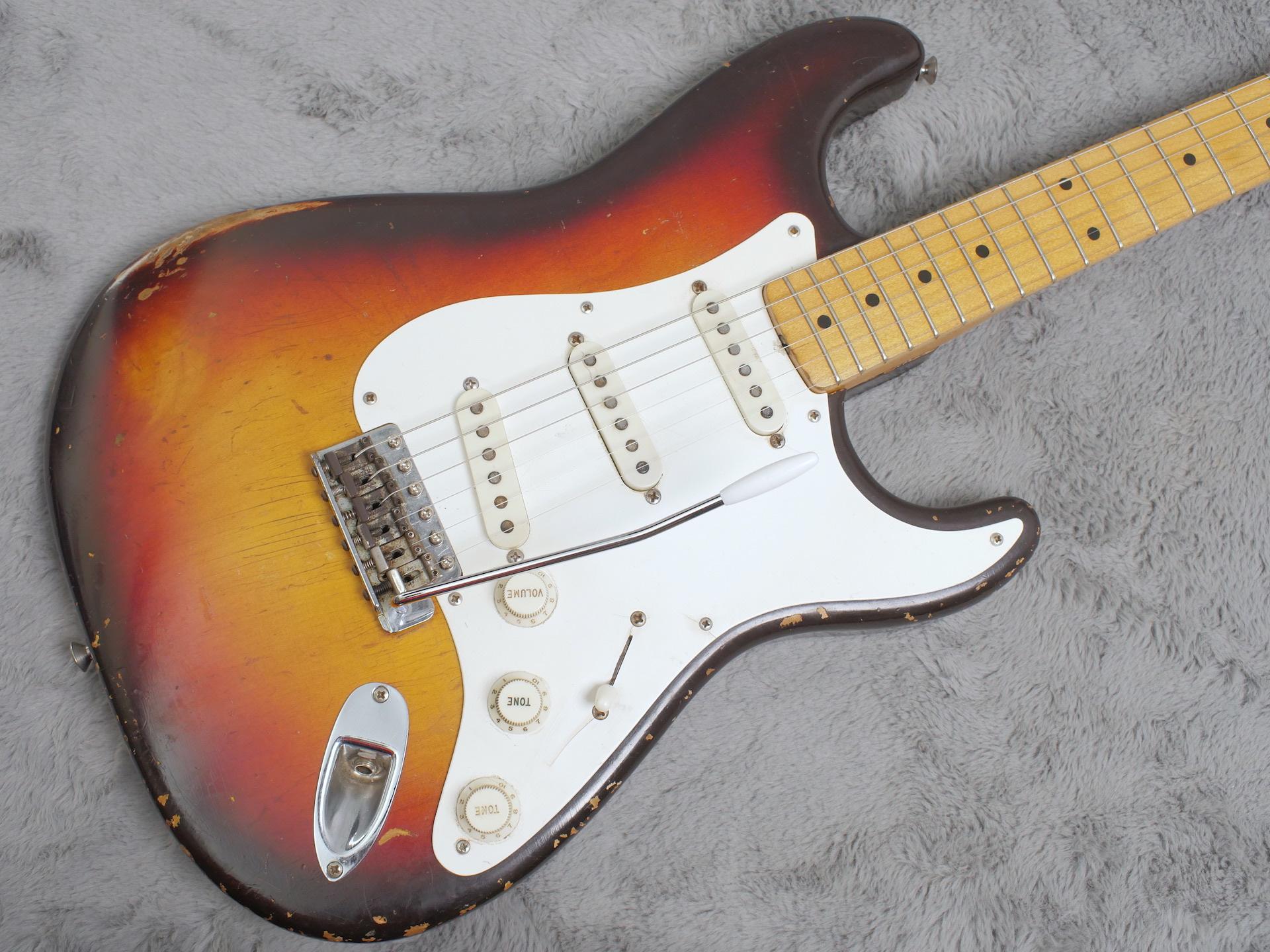 1959 Fender Stratocaster + OHSC