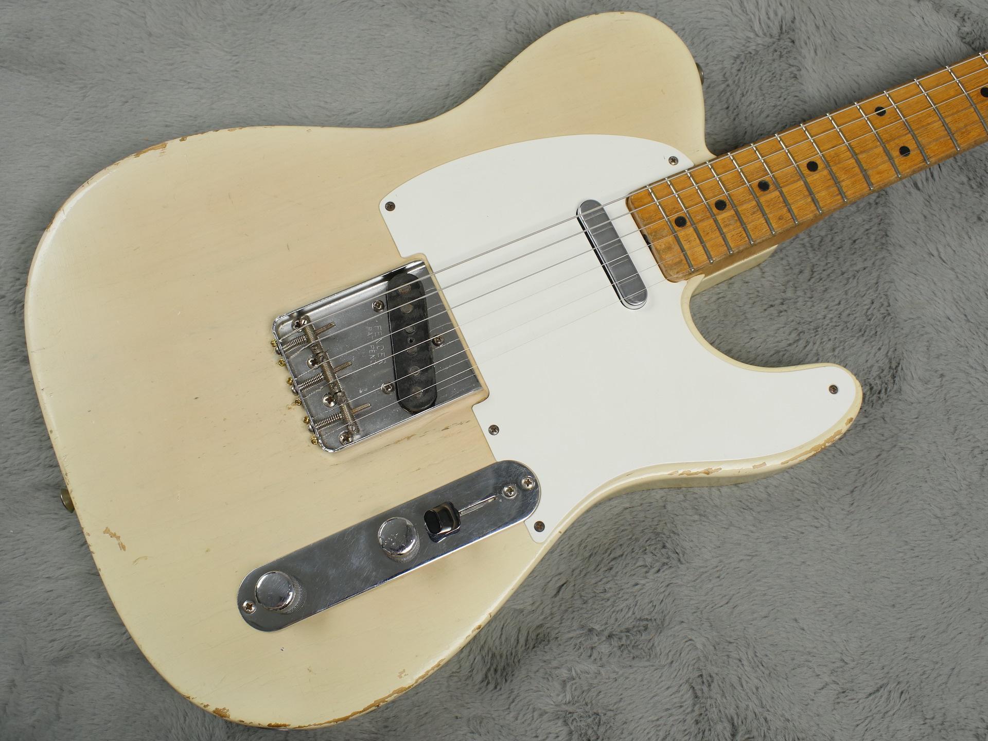1959 Fender Telecaster + OHSC