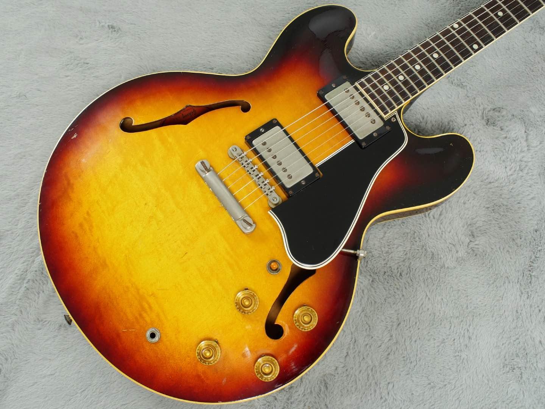 1959 Gibson ES-335 TD + OHSC