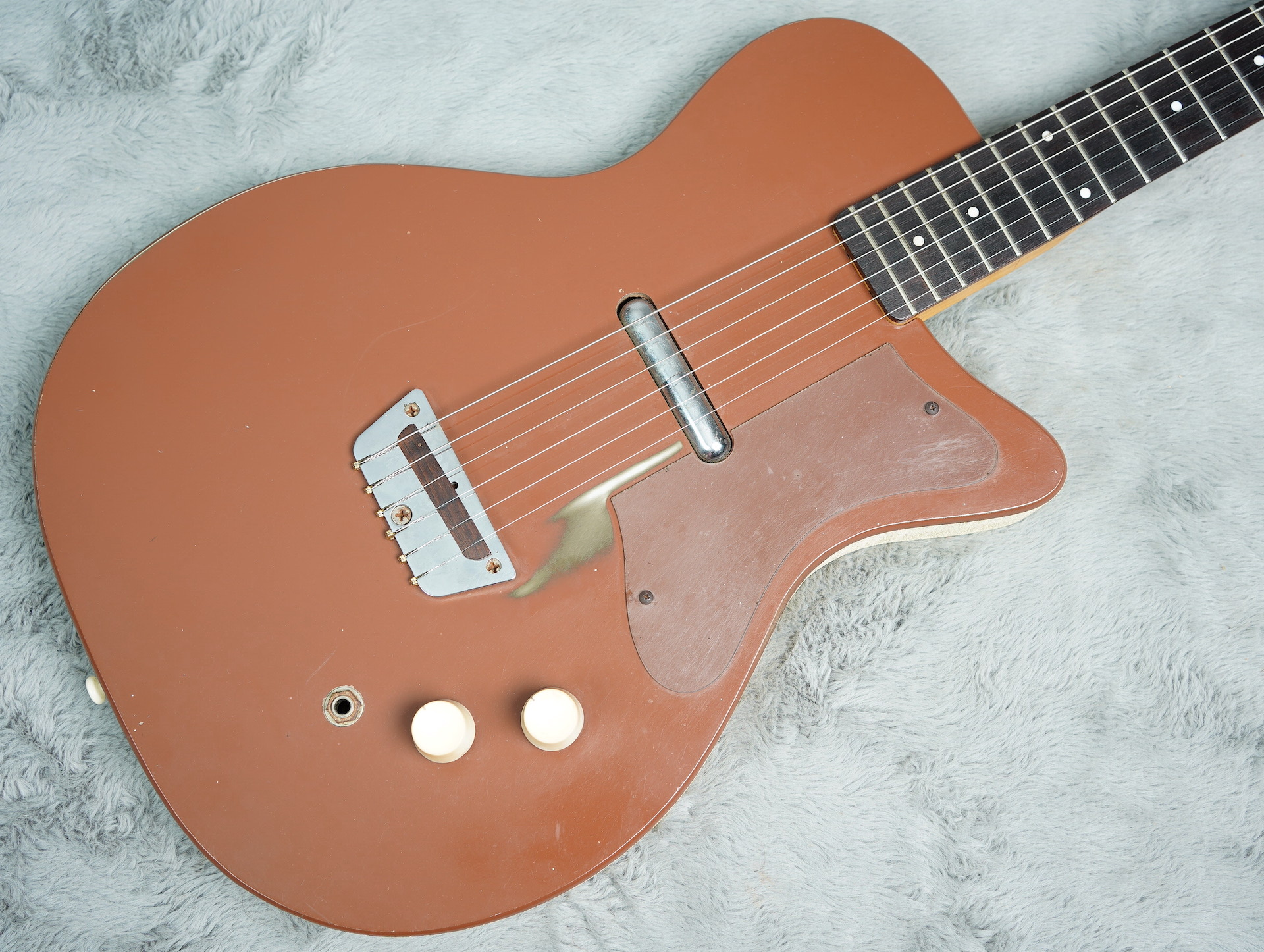 1959 Silvertone U-1 Model 1300
