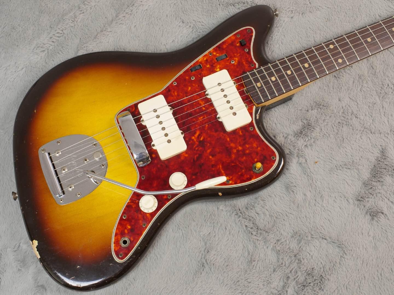 1960 Fender Jazzmaster Slab Board + OHSC