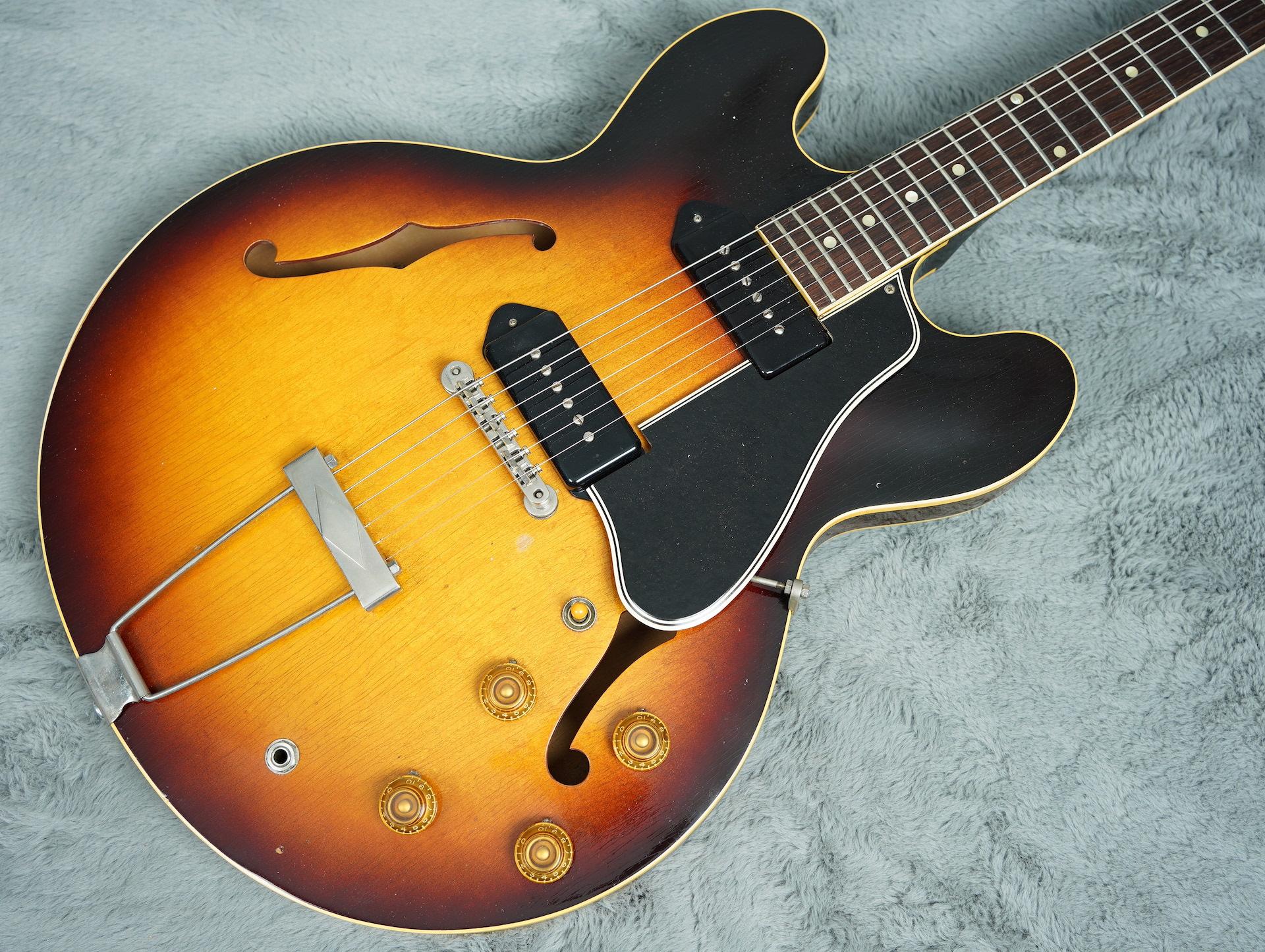 1960 Gibson ES-330 TD + OSSC