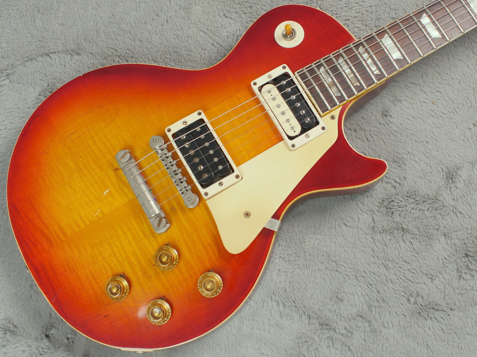 1960 Gibson Les Paul Custom Burst PGV