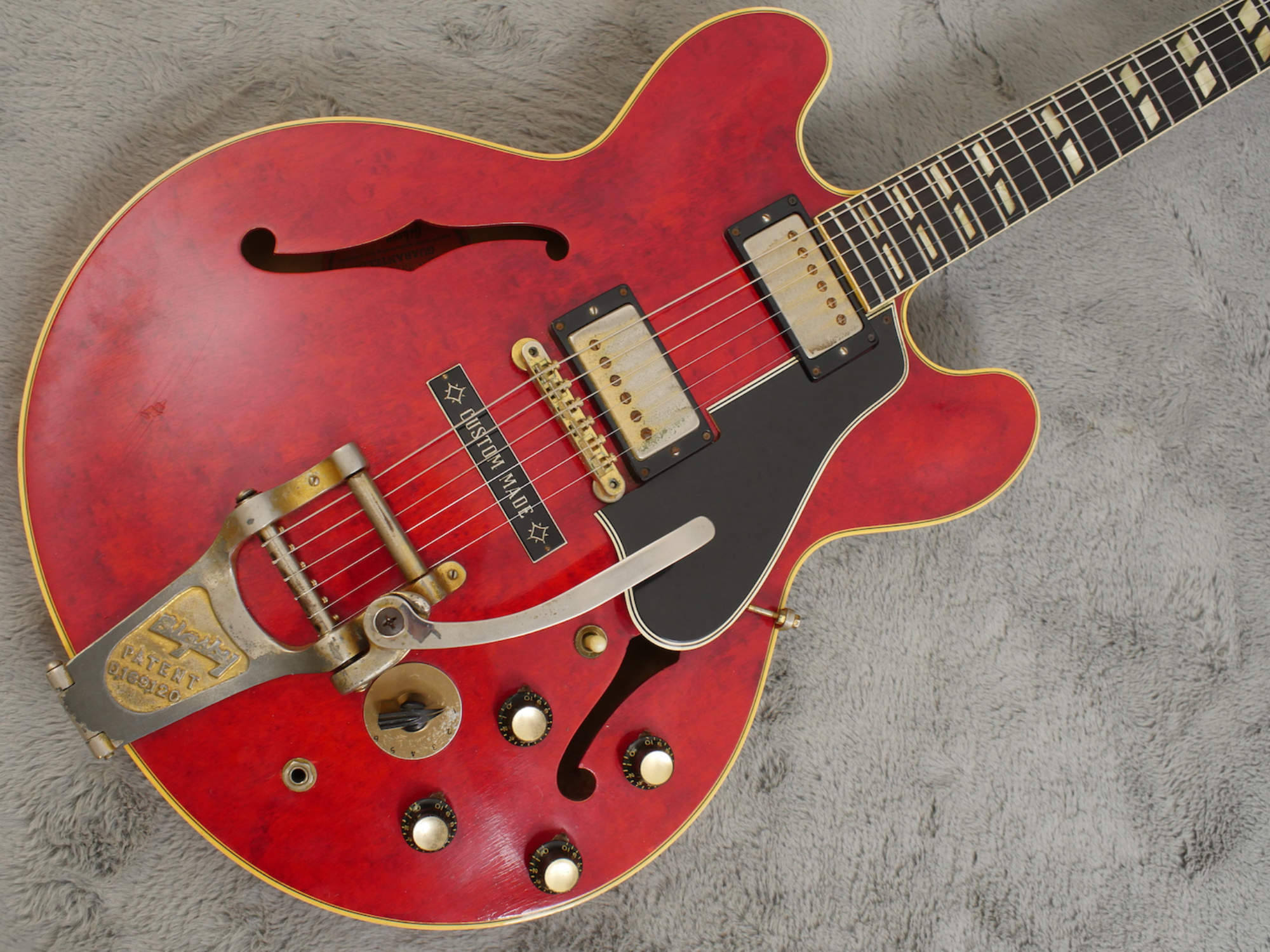 1960 Gibson ES-345 TDVSC + OHSC!