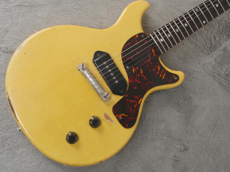 1959 Spec 1960 Gibson Les Paul TV Junior + OSSC