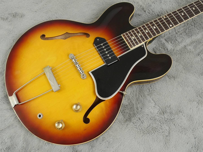 1961 Gibson ES-330 T + HSC near MINT