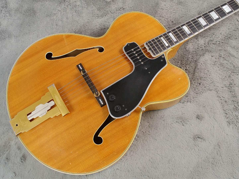 1961 Gibson L5 CN + McCarty Pickguard + HSC