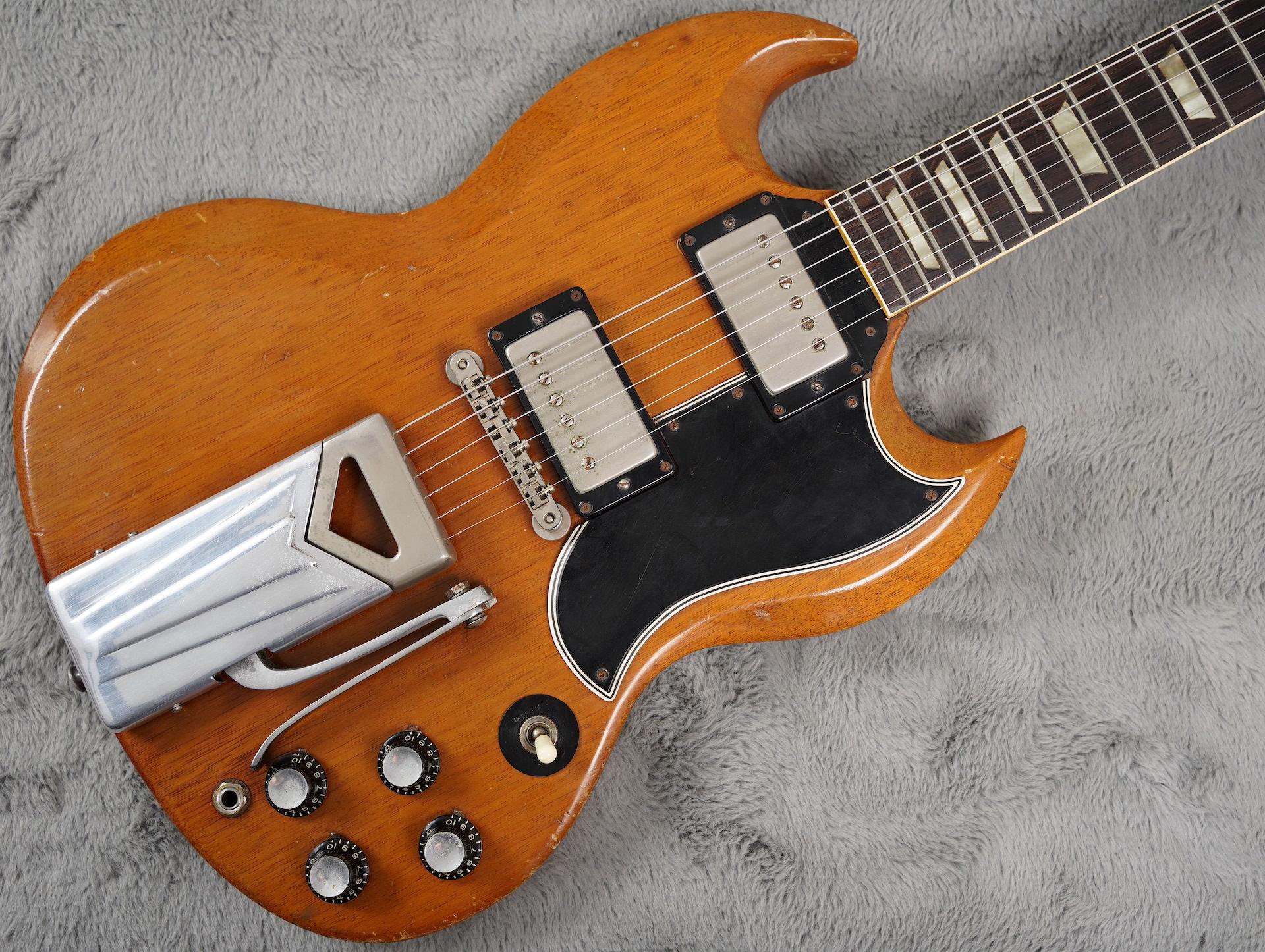 1961 Gibson Les Paul SG Standard + OHSC