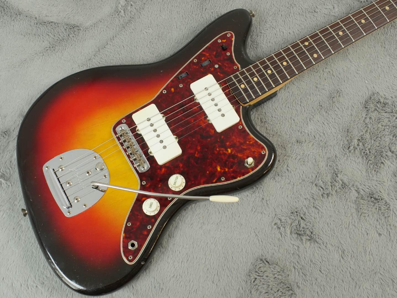 1962 Fender Jazzmaster Slab Board + OHSC