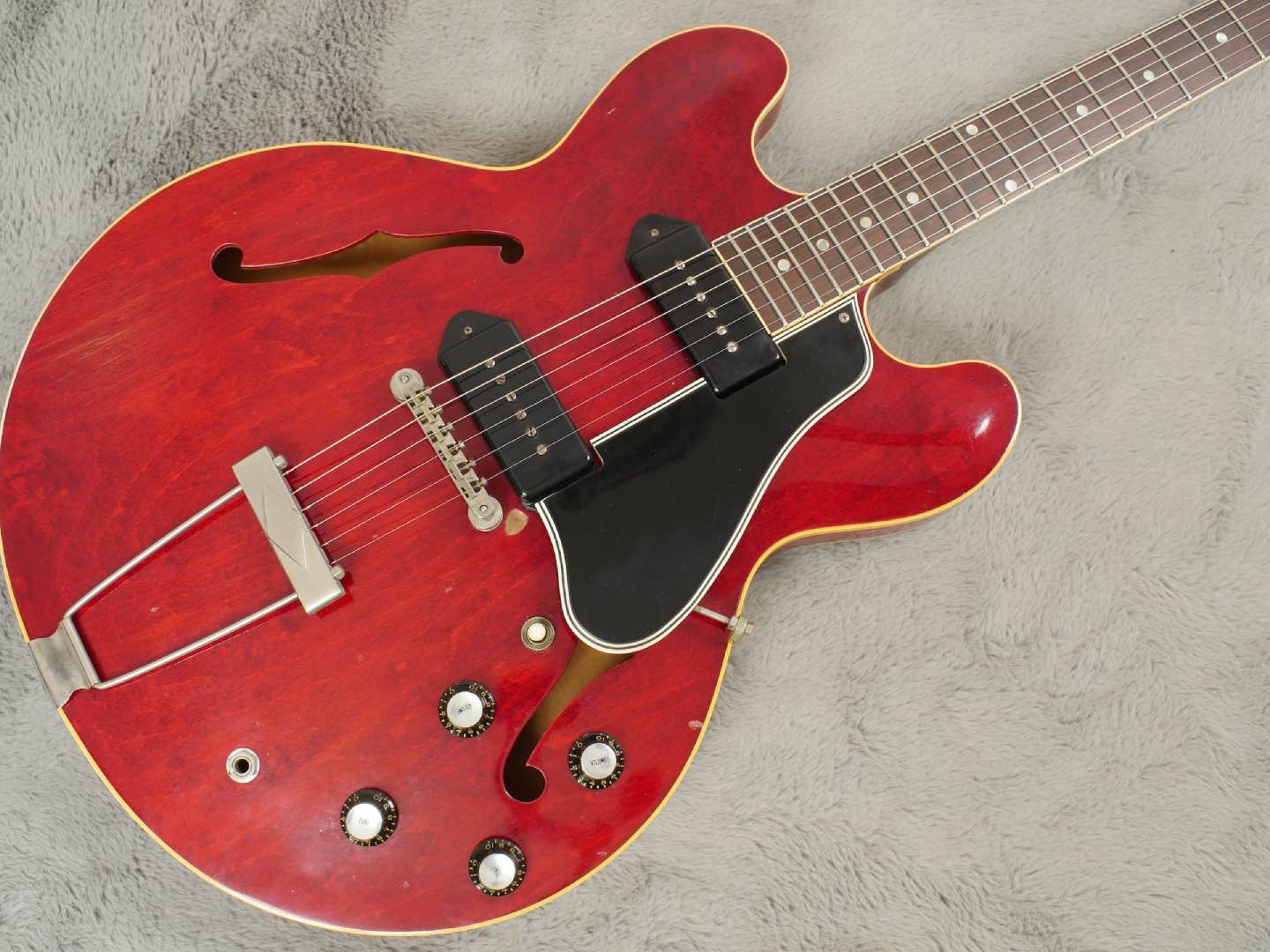 1962 Gibson ES-330 TDC + OHSC