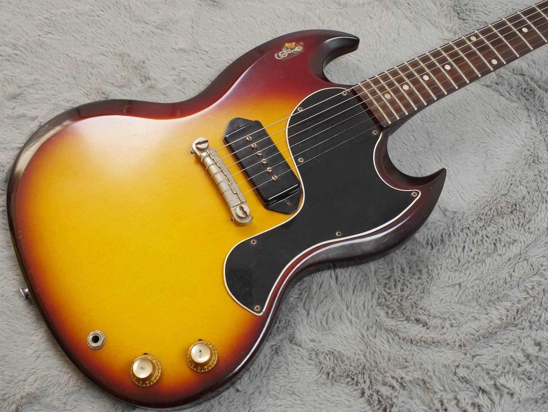 1962 Gibson Les Paul SG Junior Sunburst