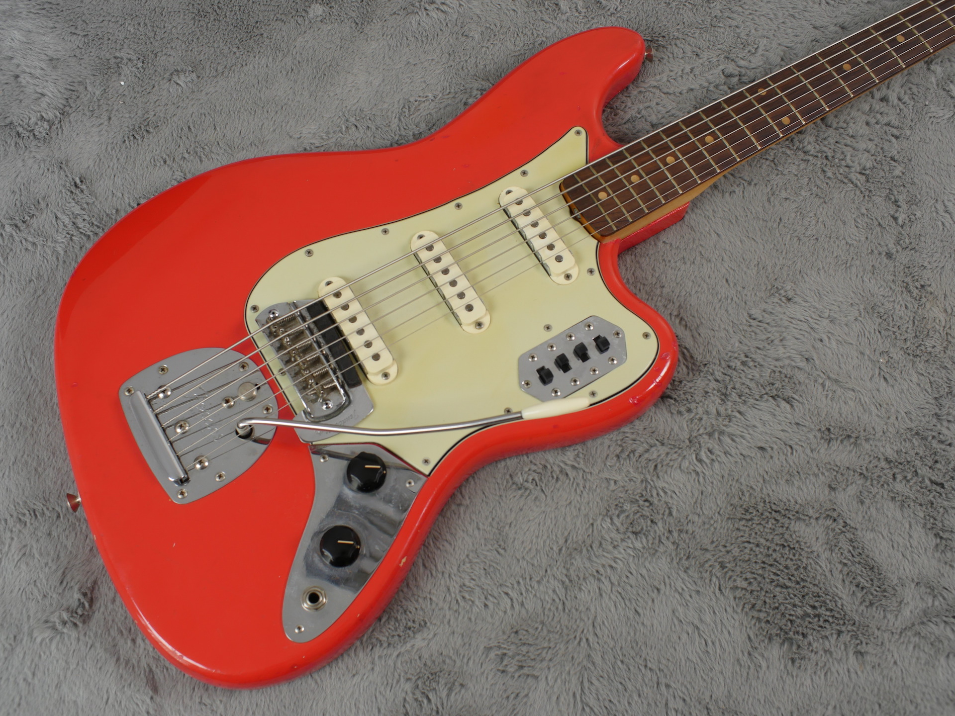 1963 Fiesta Red Bass VI + OHSC