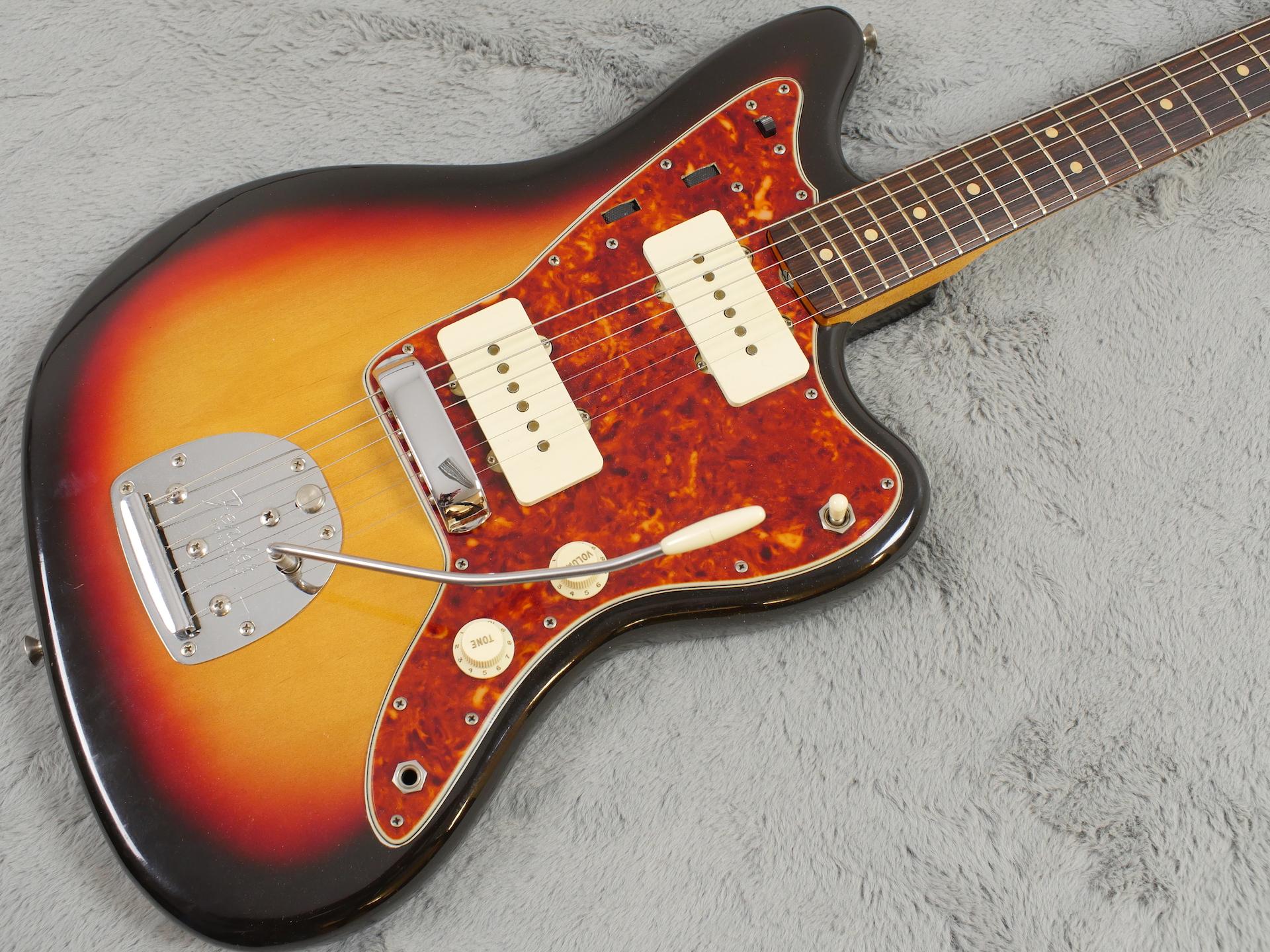 1964 Fender Jazzmaster + OHSC MINT + tag