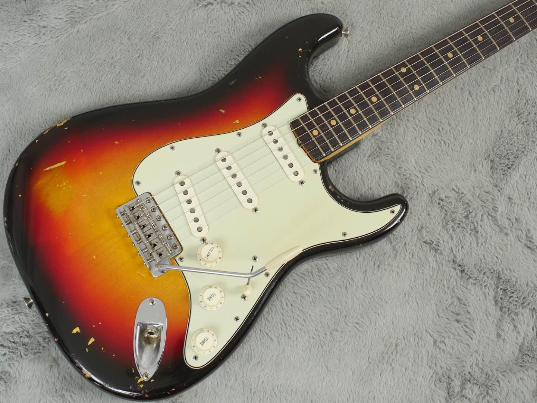 1963 Fender Stratocaster + HSC